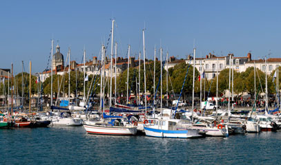 The Beauty of Biscay: Sailing for Eight in La Rochelle