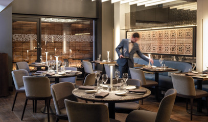 Southern-Pacific Elegance: Exclusive-To-Truly Seven-Course Tasting Menu For Two at Monica Galetti's Mere