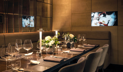 Master Chef: Chef's Table Experience For Six at Monica Galetti's Mere
