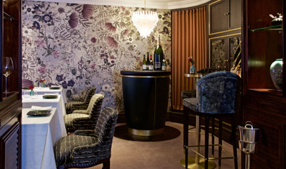Best Of British: Three-Course Lunch For Two At Michelin-Starred Seven Park Place By William Drabble