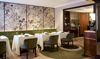 Epitome Of Elegance: Lunch Or Dinner For Two At Seven Park Place By William Drabble