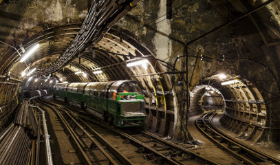 All Aboard: Mail Rail Ride And Michelin Star Menu Gourmand For Two