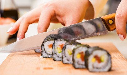Sushi For Beginners: Fushi Sushi Class For One At The Avenue Cookery School