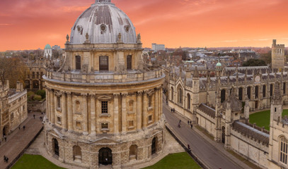 Inspiring Spires: Oxford City And University Tour With Cruise And Dining For Two