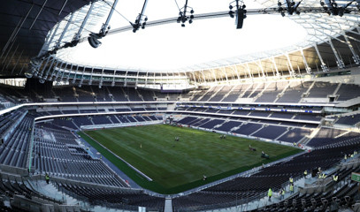 Come On You Spurs: Premium Tottenham Hospitality Match Ticket and Fine Dining for Two