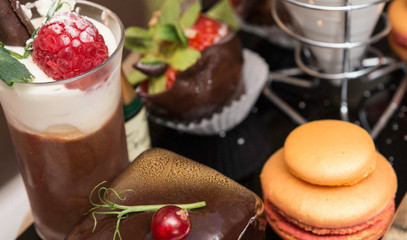 Food Of The Gods: Bottomless Prosecco And Chocolate Afternoon Tea For Two At Hotel Xenia, Autograph Collection