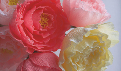 Roses-Tinted Glasses: Private Paper Floristry Masterclass For Two With Pom Pom Factory