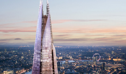High Expectations: The View From The Shard And Weekday Lunch At Aqua Shard For Two