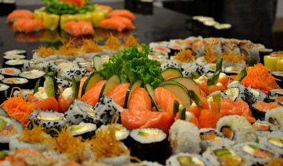 Wok 'N Roll: Learn To Make Sushi For One At Greenwich Pantry