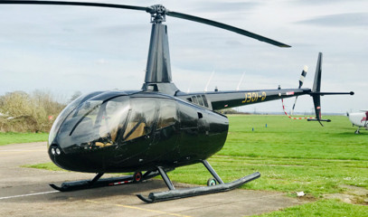 Rolls Royce Of The Skies: R66 London Olympic Skyline Helicopter Lesson For Four With Elstree Helicopters