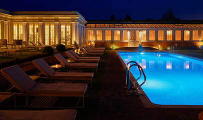 Elegant Indulgence: Bespoke Flotation and Facial Spa Day For One At Cliveden House