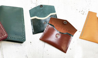 Curiously Creative: Make Your Own Leather Accessories For One With Rosanna Clare