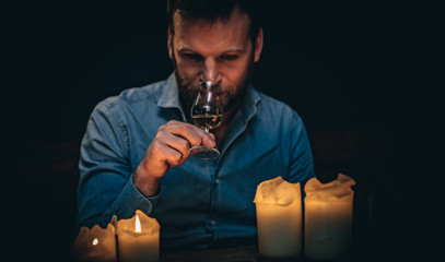 Drams In The Dark: Whisky Tasting For Two with Blair Bowman at Mac & Wild
