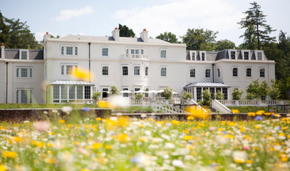 Elegantly English: Tasting Menu For Two At Michelin-Starred Restaurant Coworth Park