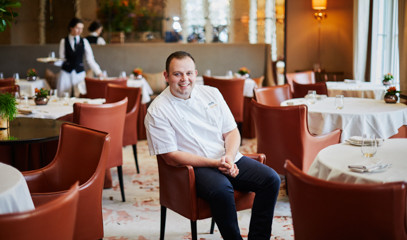 Smith's Sorcery: Lunch for two with Michelin-Starred Chef Adam Smith at Coworth Park