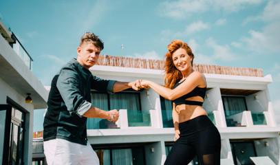 Stay Fit: A Fit Brunch Experience For Two hosted by Alexa Marine and Chef Patrick D'Andrea