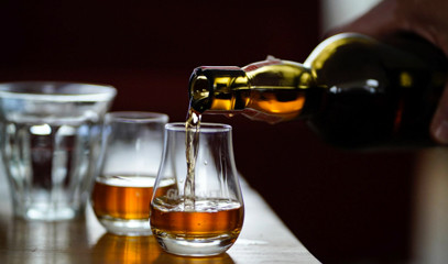 Simply The Best: Three Of 'The World's Best' Whisky Tasting For Two With Whisky Drams