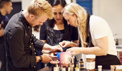 For The Love Of Food: Private Cookery Class For Two With The Avenue Cookery School