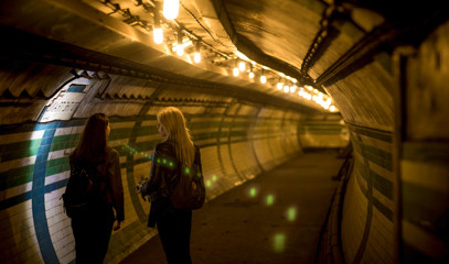 Tales of the Tube: Private Secret Underground Tour For Up To Six With Hidden London