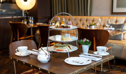 Great British Custom: Afternoon Tea For Two at 116 at The Athenaeum