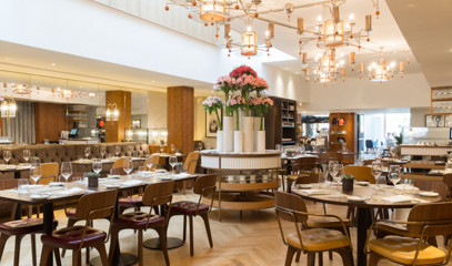 Championing Britain: Three-Course Set Menu For Two At 116 At The Athenaeum