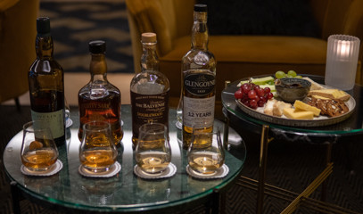 Highland Highlights: Essential Scottish Whisky Tasting For Two At The Bar At Athenaeum