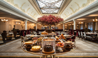 London High Life: Harrods Afternoon Tea For Two At The Harrods Tea Rooms