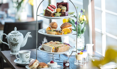 Bubbles On Board: Champagne Afternoon Tea For Two At The Yacht London