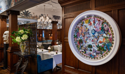 Britishness, Reinvented: Three-Course A La Carte Menu For Two At Charlie's At Brown's Hotel