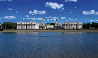 Heroic History: Private Tour Of Old Royal Naval College For Two