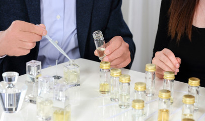 Scenter Of Attention: Perfume Making Experience For One With The Perfume Studio