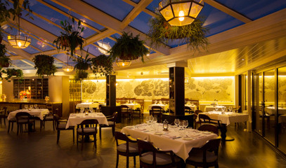 Indian Indulgence: Five-Course Tasting Menu For Two At Bombay Brasserie