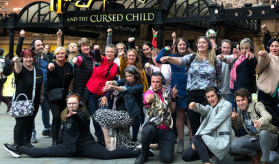 Sight Singing: Silent Disco Walking Tour for Two with Silent Tours