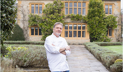 Voilà: Private Cooking Class With Double-Michelin-Starred Chef, Raymond Blanc OBE For Up To Three