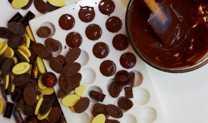 Pro Cocoa: Chocolate Masterclass For One At Cookery School At Little Portland Street