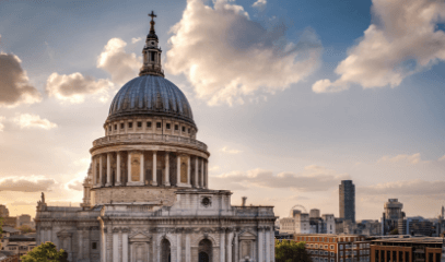 The Beauty Of Baroque: St Paul's Cathedral Private Tour For Two With Expert Art Historian
