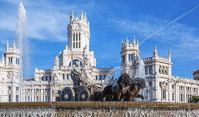 5-Star Madrid Break for Two with Flamenco & Michelin Star Dining