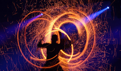 Blown Away: Private Fire Spectacle Workshop For One With FlameOz
