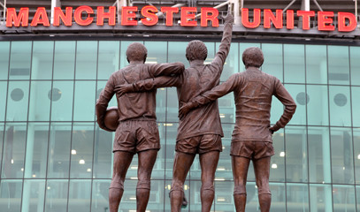 The Theatre of Dreams: VIP Manchester United Football Break for Two