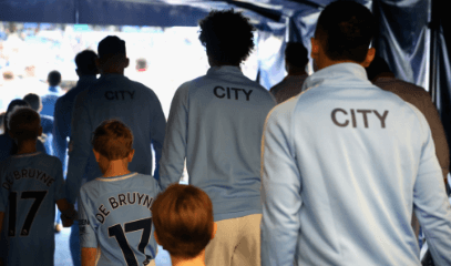 Sky Blues: Behind-the-scenes Matchday Experience For One at Manchester City
