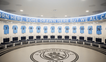 Top Form: Exclusive Group Matchday Experience at Manchester City
