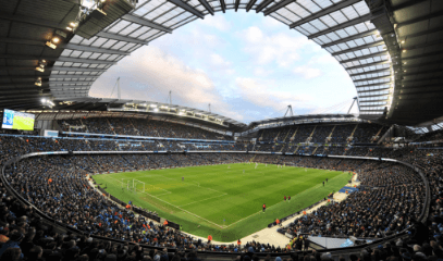On the ball: The Ultimate VIP Matchday Experience at Manchester City For One
