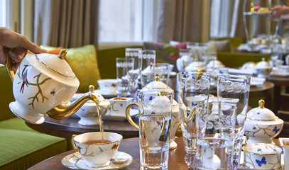 Afternoon Delight: Teamaster's Afternoon Tea for Two at Mandarin Oriental Hyde Park