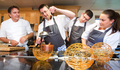 Let's Cook!: Full-Day Weekday Cookery Course at Belmond Le Manoir aux Quat'Saisons