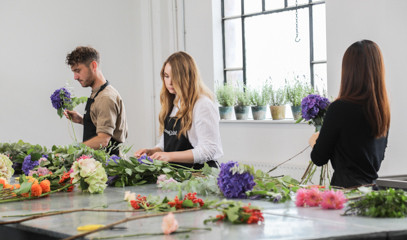 In Full Bloom: One-Day Flower Masterclass For One With McQueens