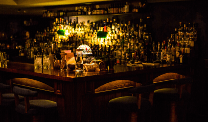 For Peat's Sake: Premium Scotch Whisky Masterclass and Cocktails for Two at Merchant House