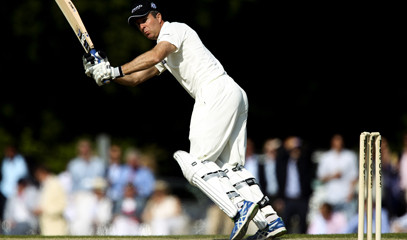 Howzat!: Private Cricket Lesson & Lord's Tour with Former England Captain Michael Vaughan