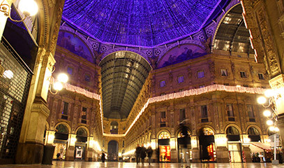 Milan Fashion Escape for Two: 5-Star Break with Private Shopping Tour