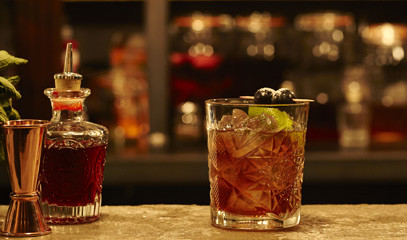 The Whisky Den: Whisky Tasting and Speakeasy Cocktails for Two at Milroy's of Soho