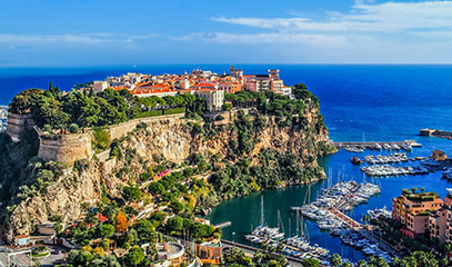 5-Star Monaco Break for Two with Private Yacht Cruise & Michelin Star Dining